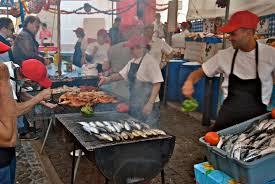 Sardine Festival Portimao