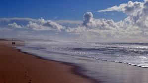 Algarve beach in November