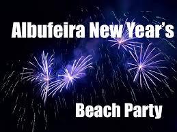 Albufeira New Year