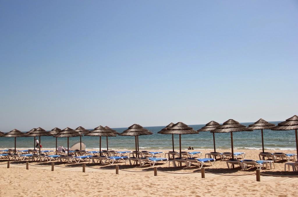 April in the Algarve