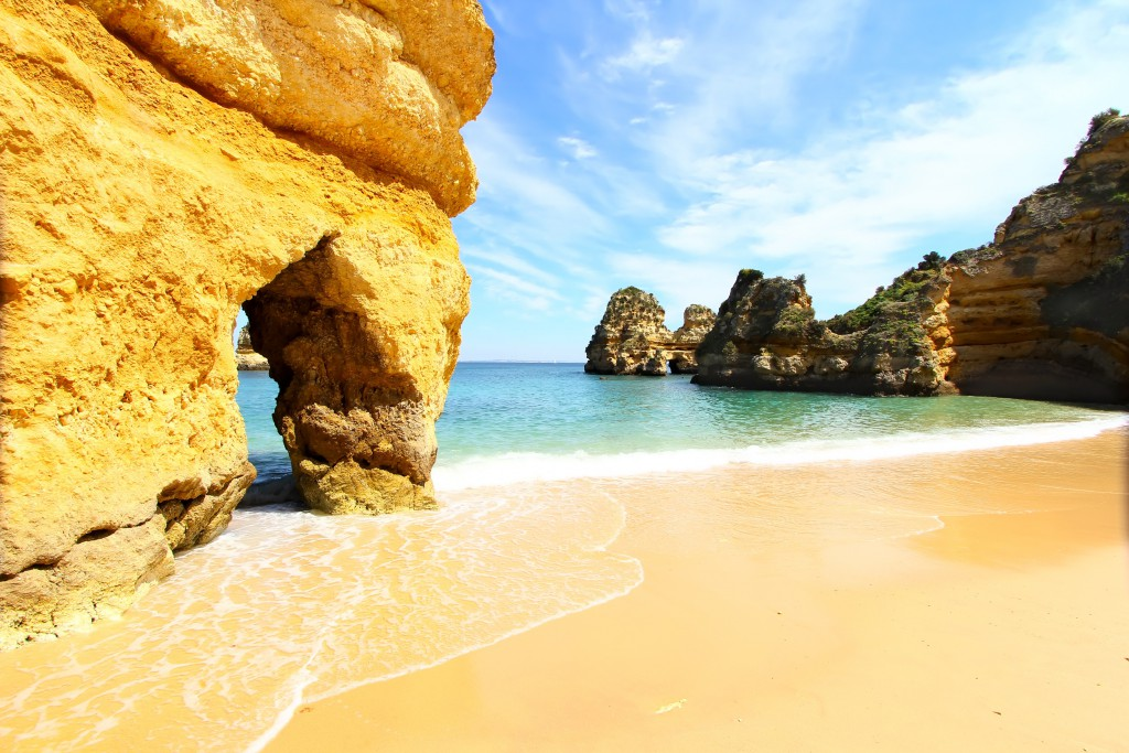 Algarve in October