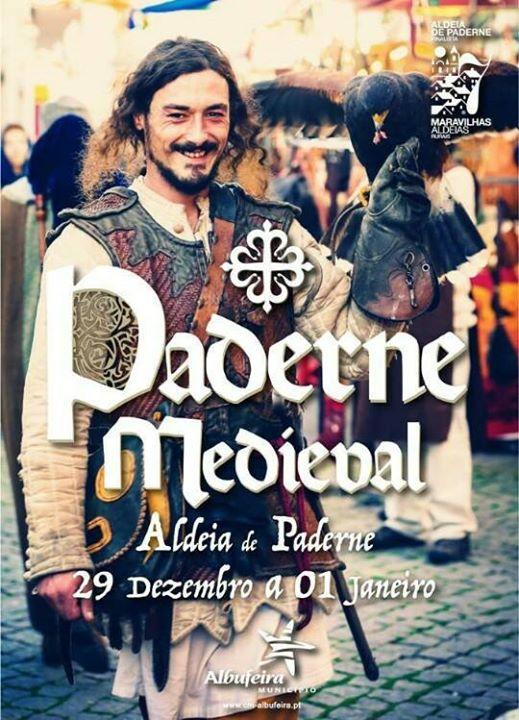 Paderne Medeival Festival