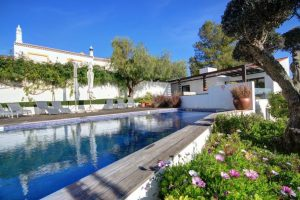 villa in the Algarve