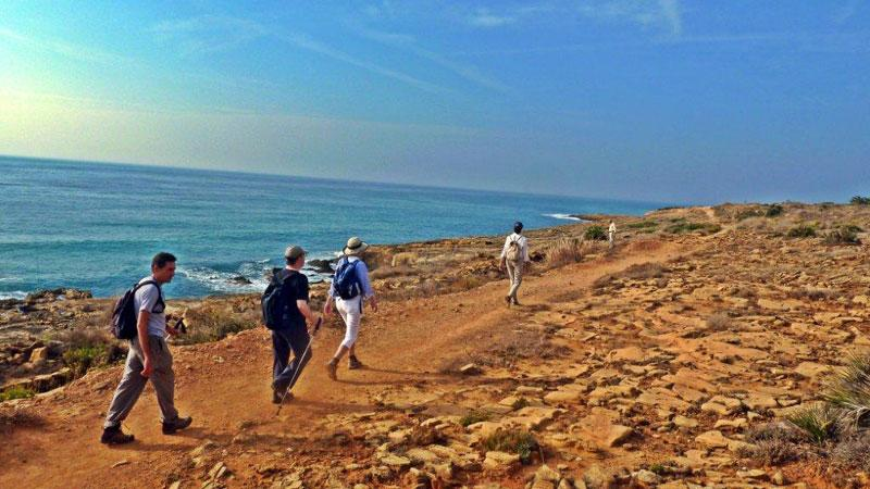 Hiking Central Algarve