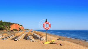 Vale de Lobo beach Algarve