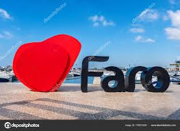 Faro capital of Portugal