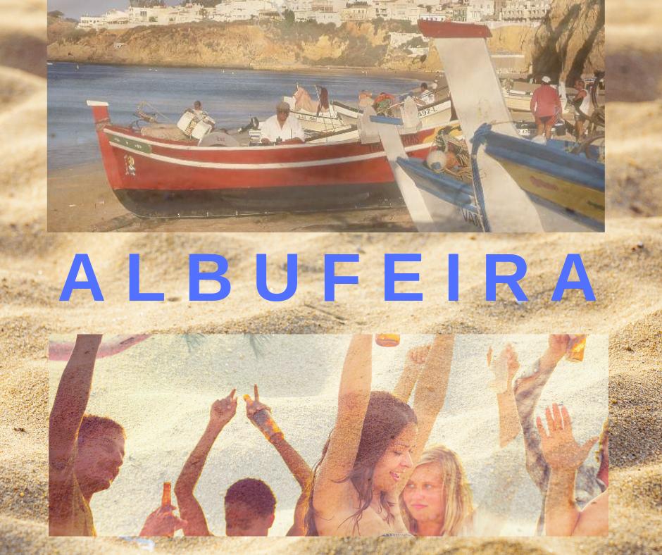 Albufeira holiday
