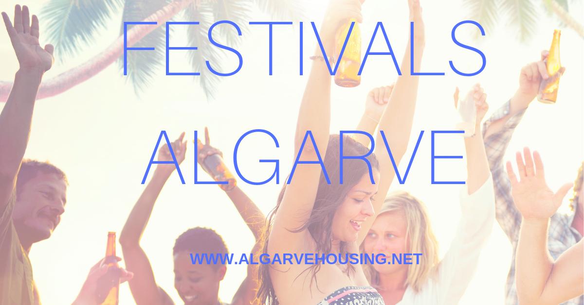 Summer Festivals Algarve