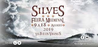 Silves in the summer