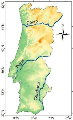 rivers portugal