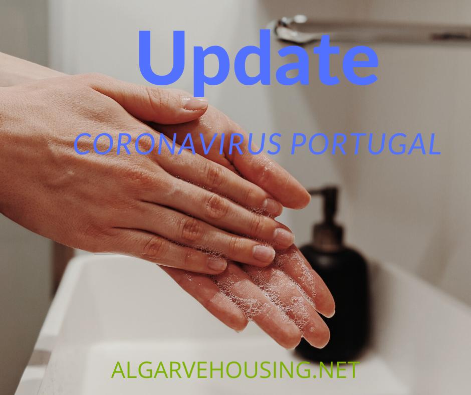 corona virus portugal