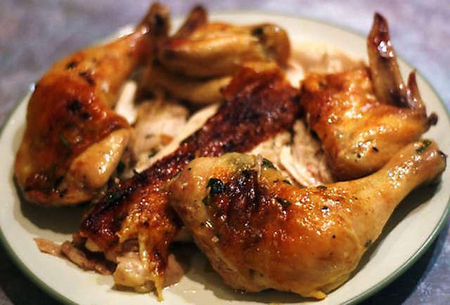 Chicken Piri Piri - Algarve Housing