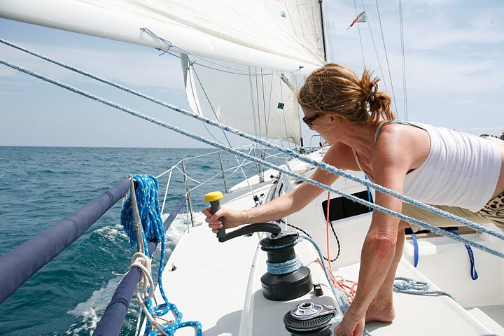 Sailing Algarve