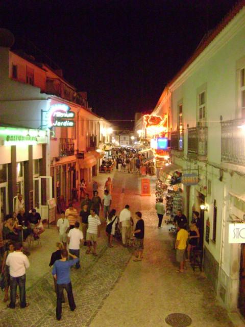 Lagos Night life Portugal