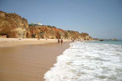 Beaches Lagos Algarve